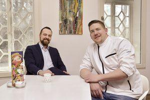 Geschäftsführer Ingmar Meyerholz und Betriebsleiter Christopher Ernst (v. l.) | Foto: Ines Agoropoulos