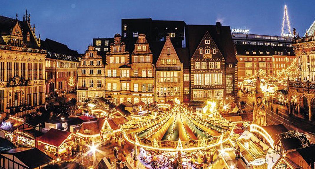 Bremer Weihnachtsmarkt | Foto: BTZ/Jonas Ginter