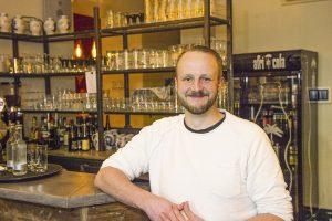 Restaurantleiter Benjamin Dittrich | Foto: L. Bienkowski