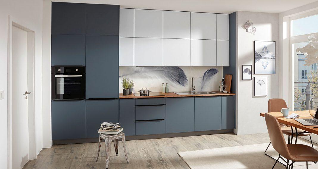 Die Küche 'Feathers'von Küche &Co. | Foto: Küche & Co