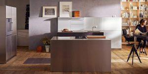 EIn Beispiel der minimalistischen Bulthaup-Küchen | Foto: Bulthaupt